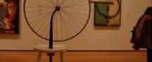 Roue de bicyclette Duchamp